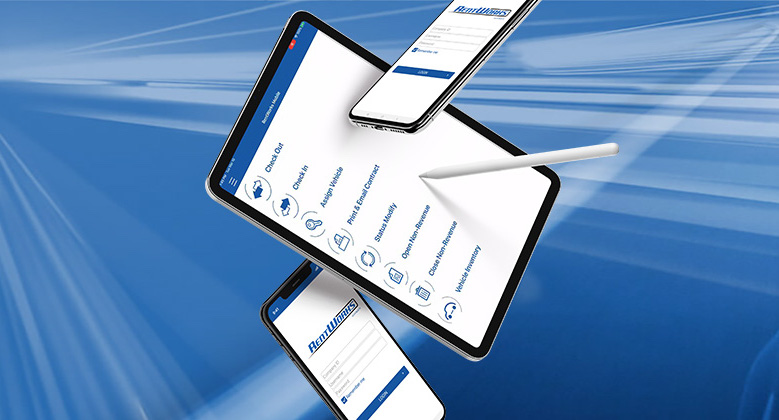 RentWorks Mobile Brings The Power Of Mobility To Your Car Rental Operation | car rental management software